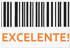 Barcode Excelente