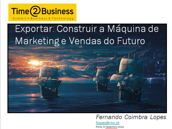 Exportar SMarketing