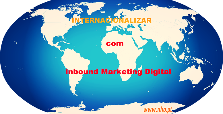 Inbound marketing digital internacional
