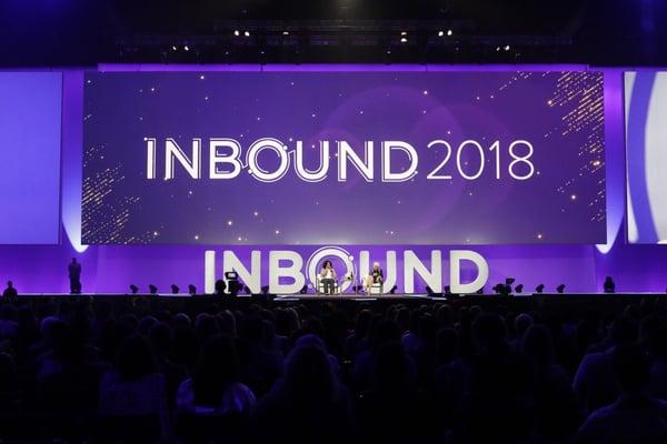 Hubspot Inbound 2018