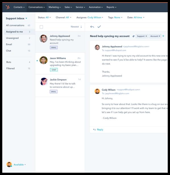 chat-conversas-serviço